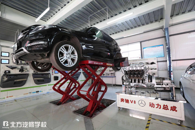 汽车转动系统结构原理与维修