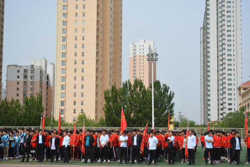 邯郸北方学校班级文化建
