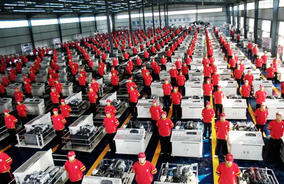 上万台实践设备,天天下车间,一人一设备,亲自动手操作