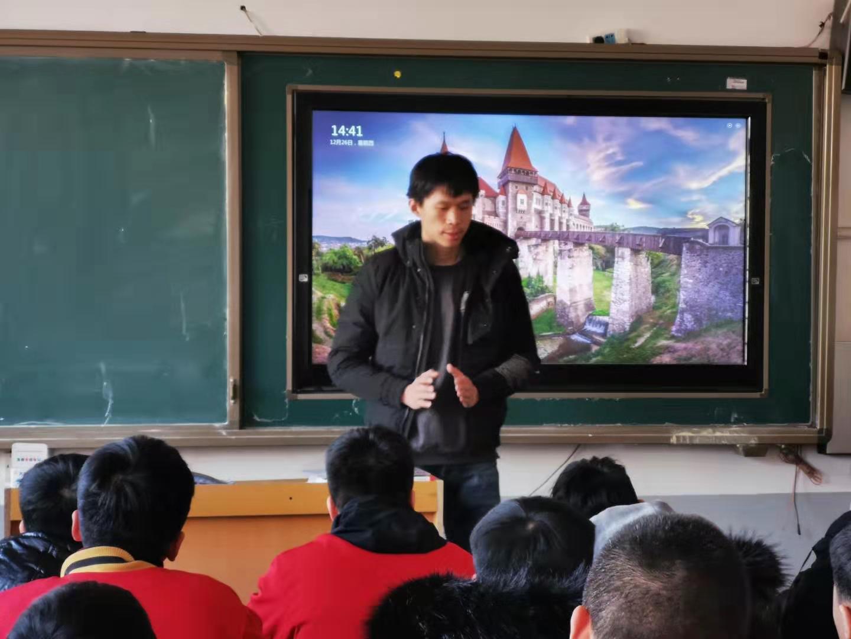 邯郸北方学校企业进校园